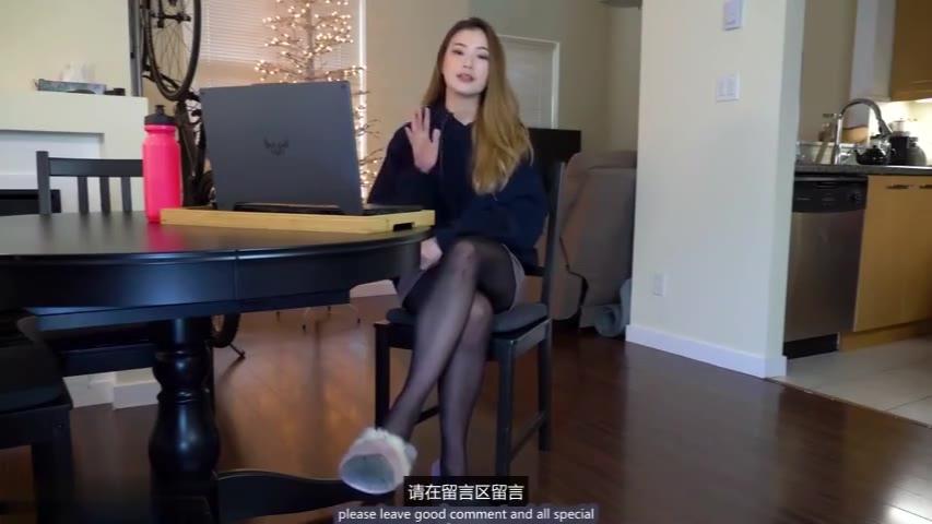 (中英字幕)韩国美女小姐姐带你选购奢侈品丝袜(古驰、圣罗兰、巴黎世家、维特萌)
