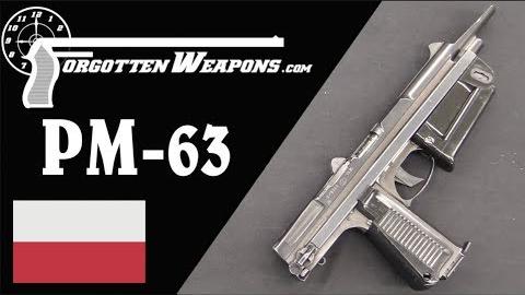 【被遗忘的武器/双语】冲锋枪? PDW? 独具特色的波兰PM-63