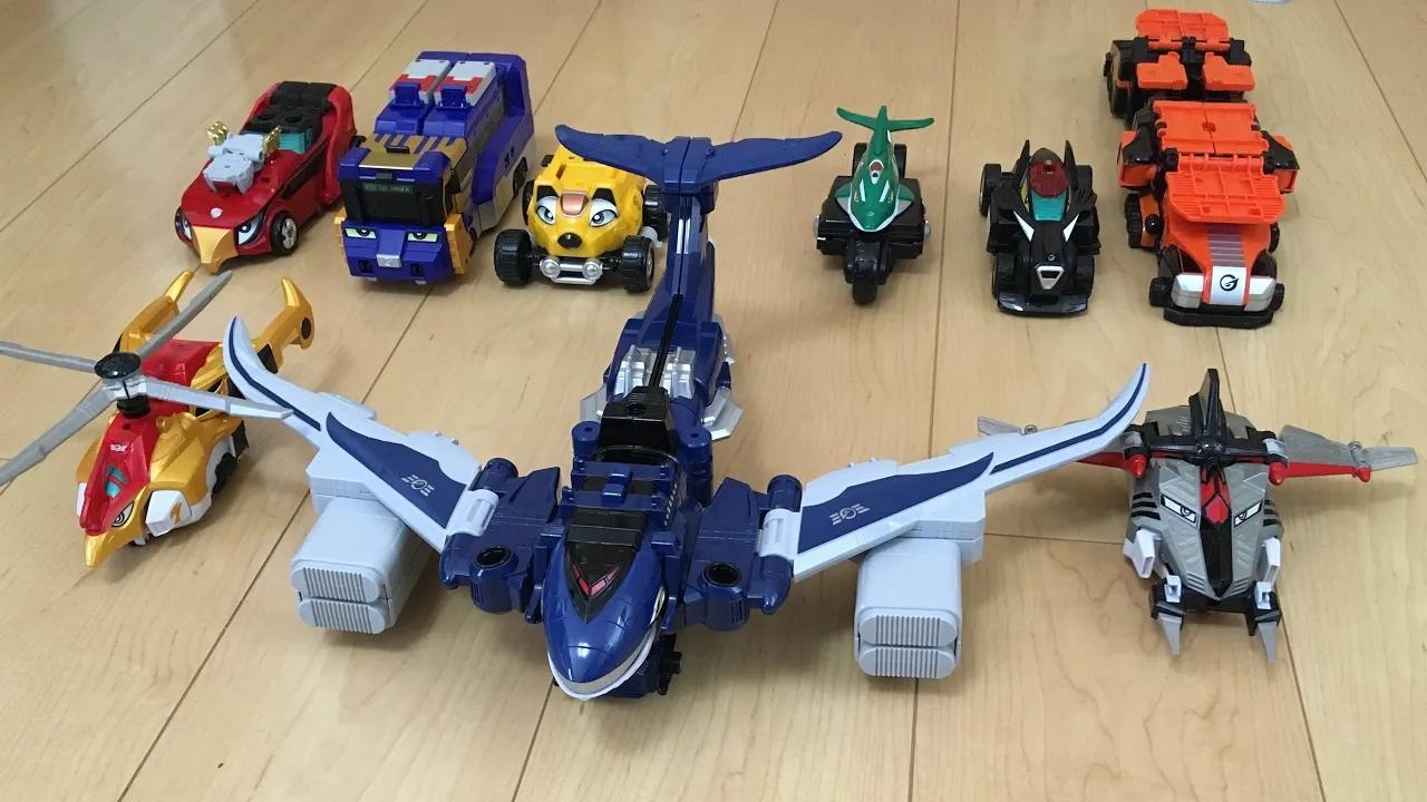 炎神战队 DX 制空王、炎神G9