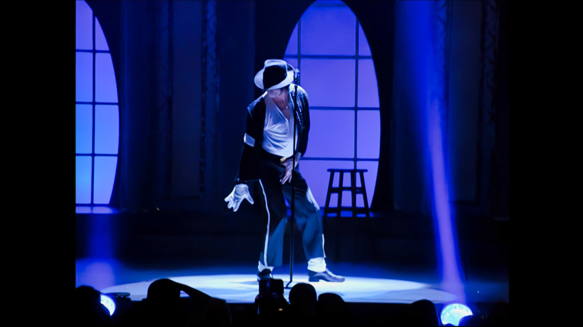 【1080p修复60帧】Michael Jackson从艺30周年演唱会