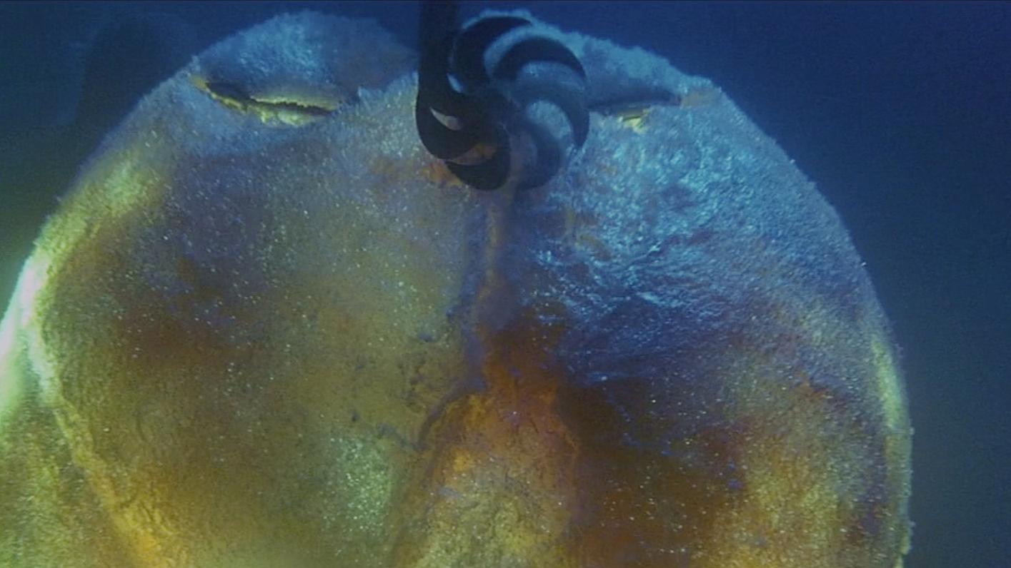 两艘顶级核潜艇一碰上,就互相发射起了鱼雷,一部高分战争电影!