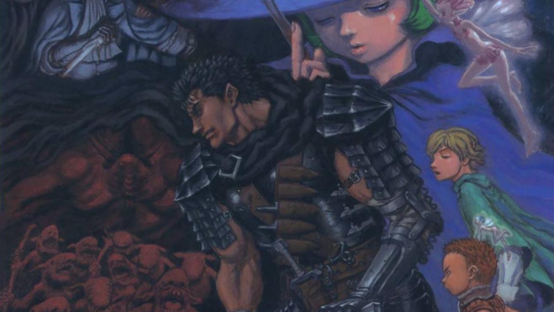 剑风传奇 千年帝国之鹰篇 聖魔戰記之章⑥