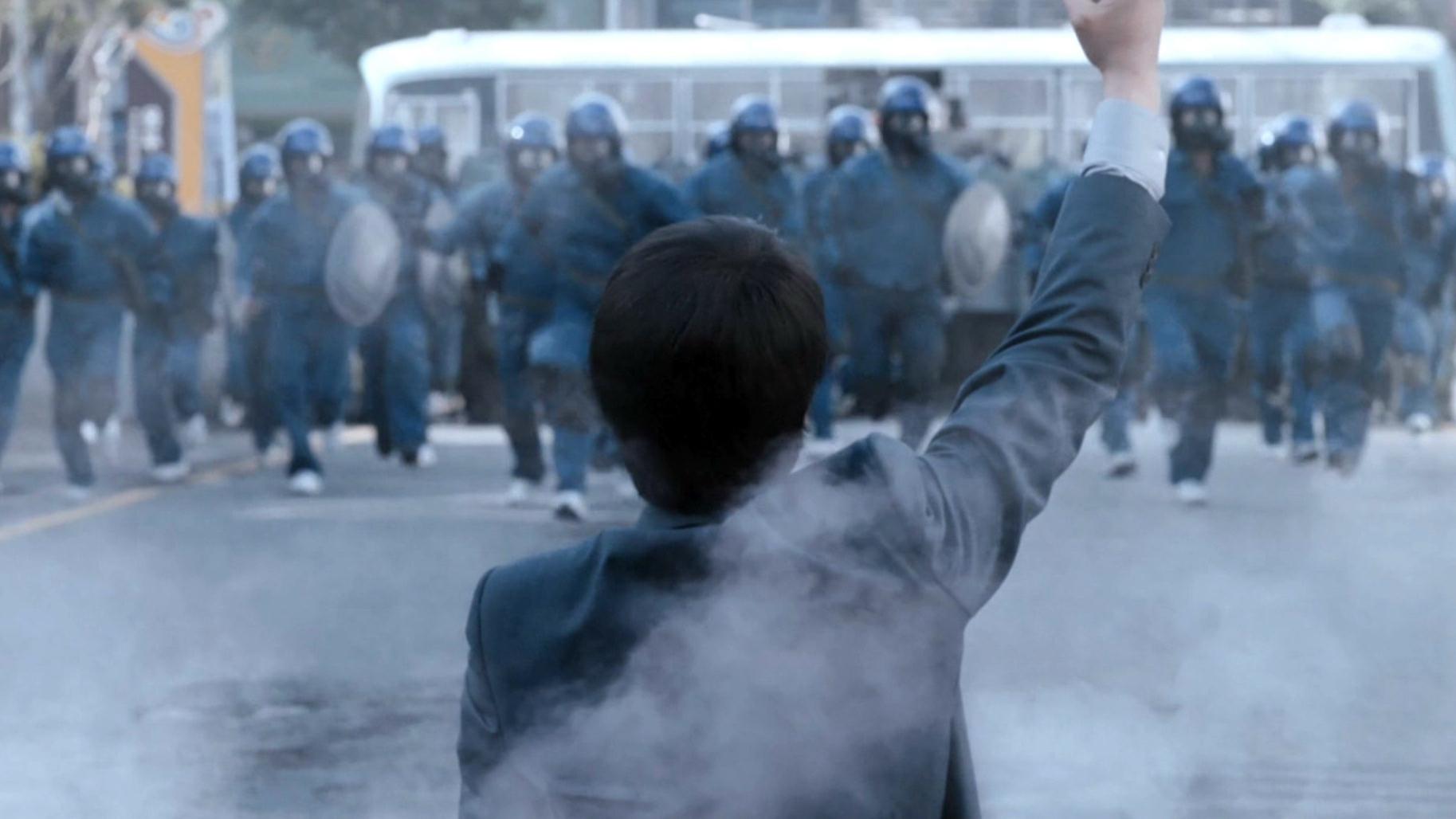 【阿斗】一部只有韩国人敢拍的电影,连霸票房榜首29天,豆瓣9.2分