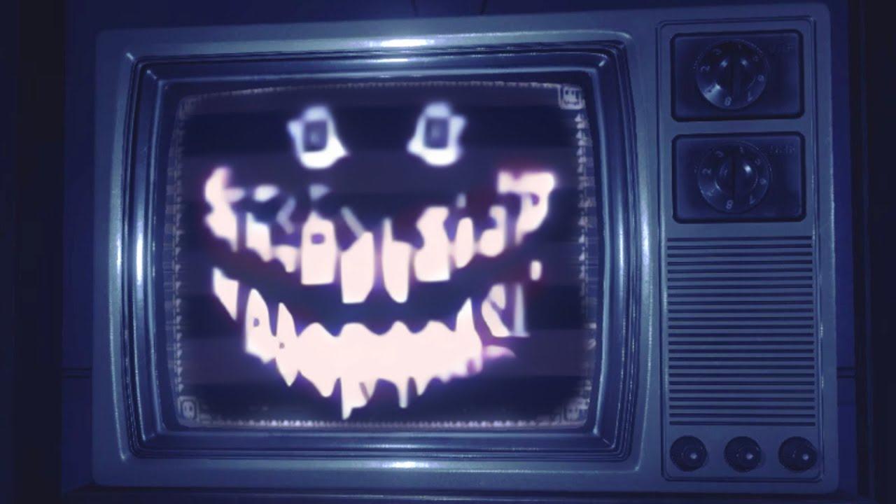 千万不要用家里的老电视来玩这款游戏,否则将会成为一辈子噩梦!