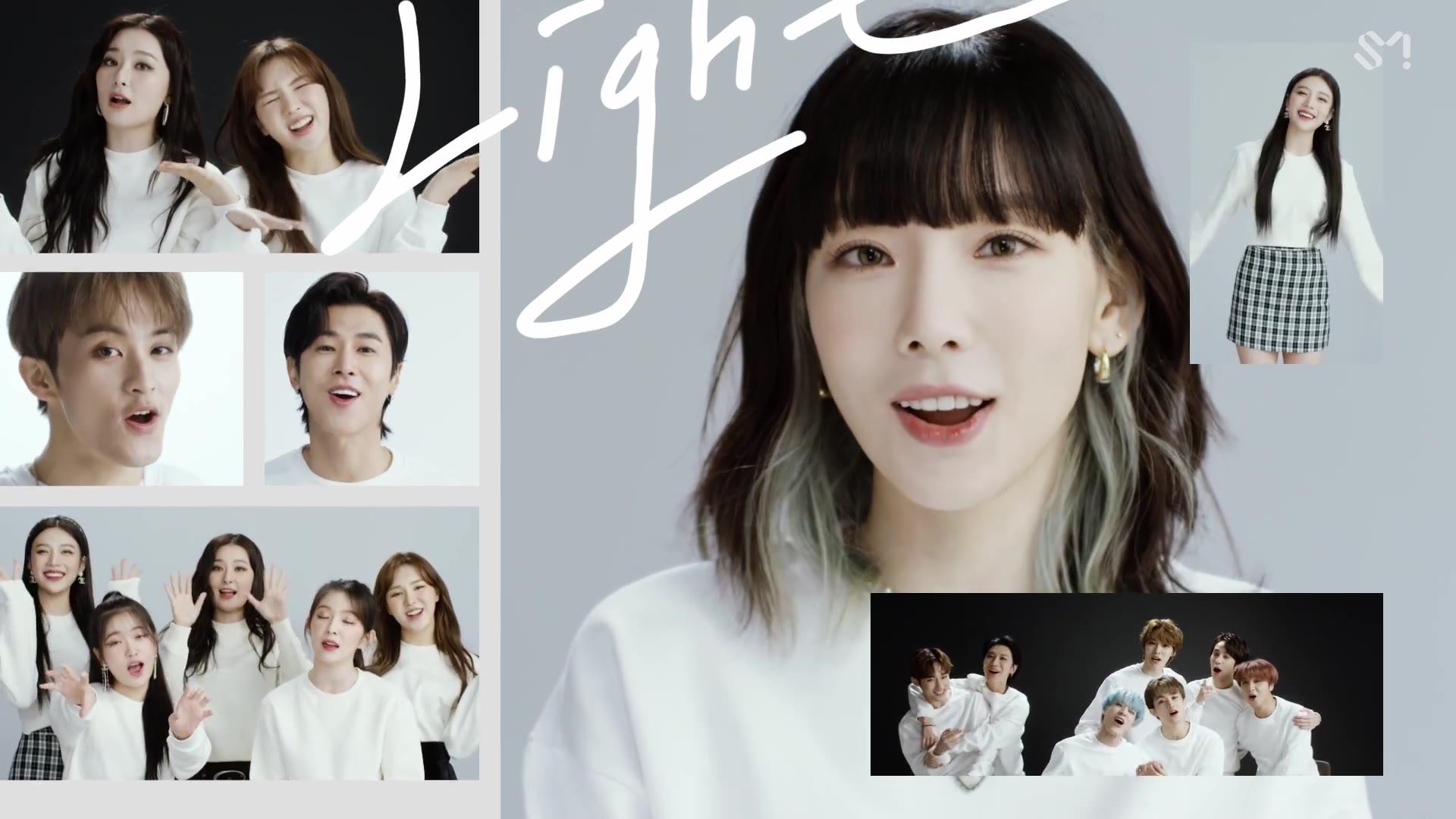 SM家族的新年祝福曲!SMTOWN - Hope