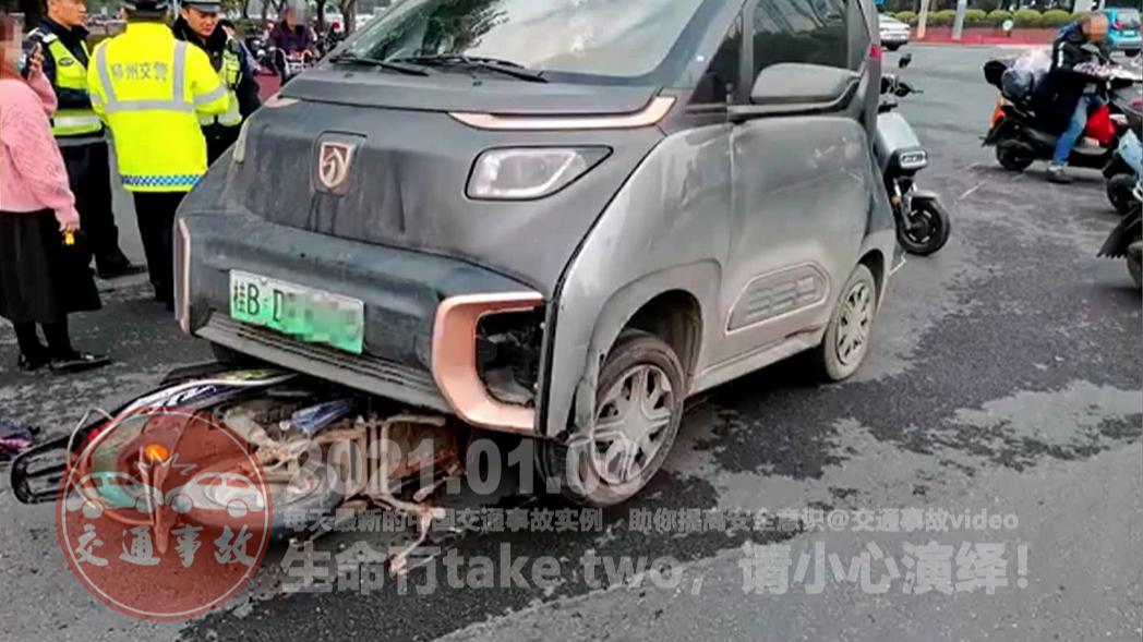 中国交通事故20210106:每天最新的车祸实例,助你提高安全意识
