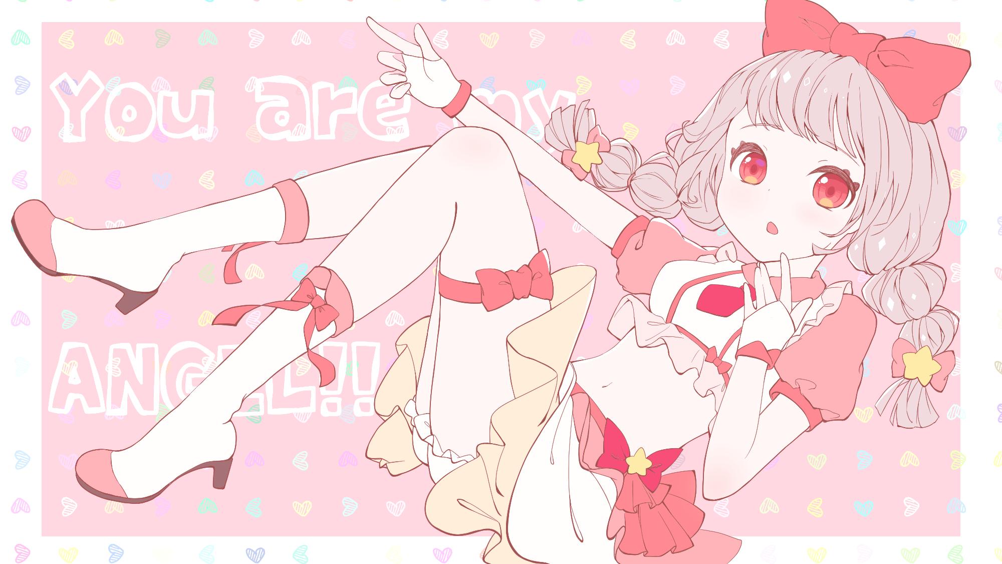 【翻唱/手书】☆糖依的偶像宣言☆私、アイドル宣言
