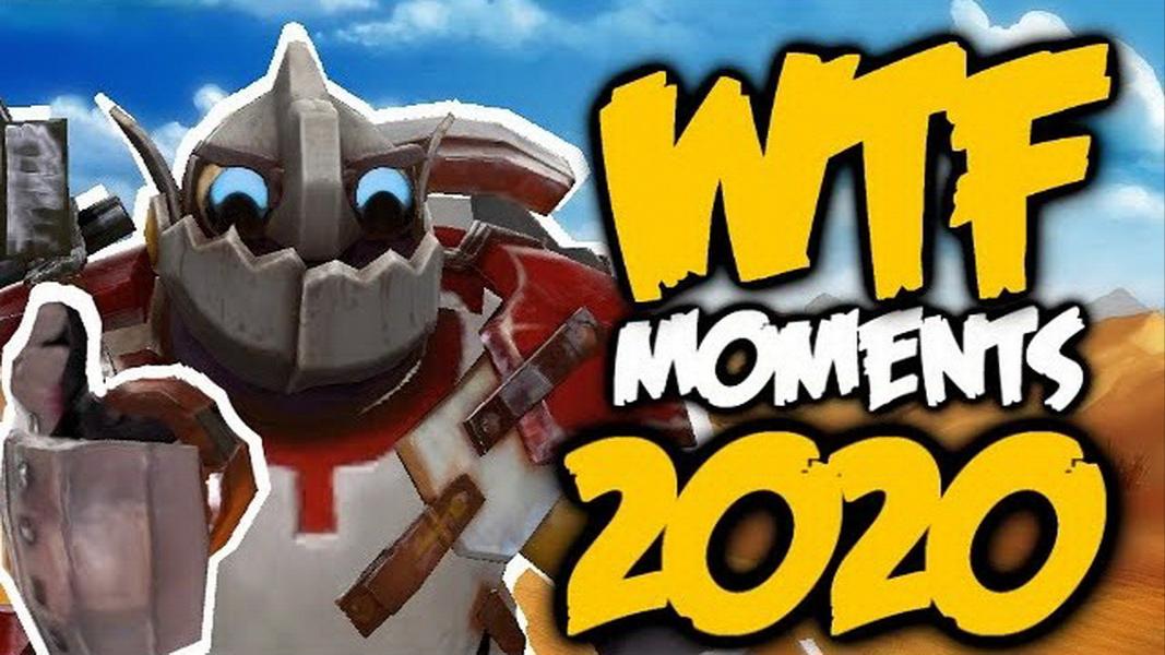 Dota 2 Best Moments 2020