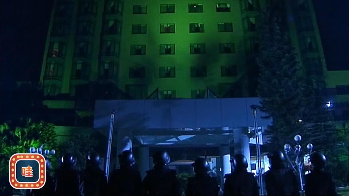 【哇】《我和僵尸有个约会3》第10集:废弃酒店里到底有什么东西,连马小玲的阴阳眼镜都看不出来