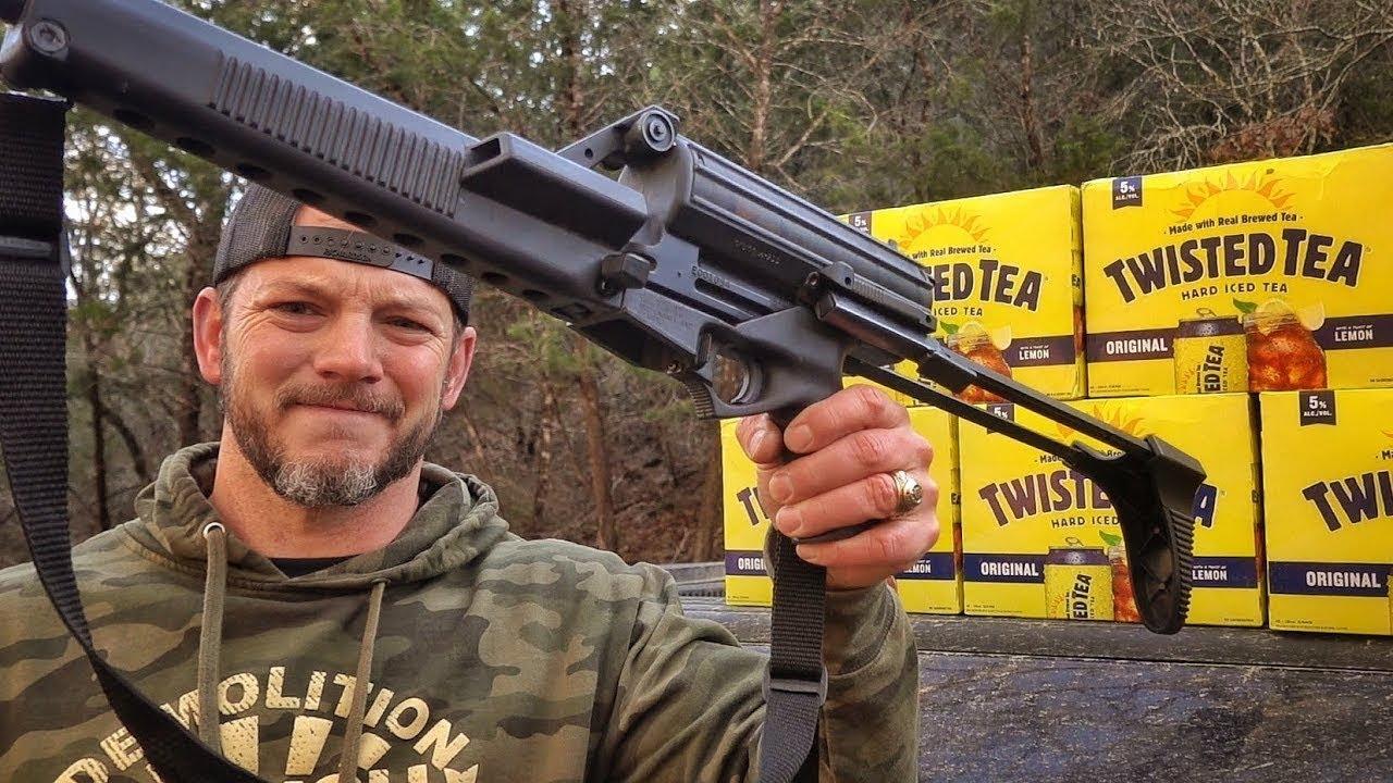 【爆破牧场/中文】卡利科异形枪-最怪异的卡宾枪