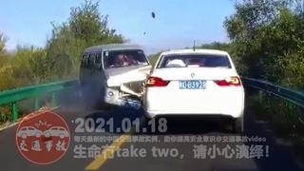 中国交通事故20210118:每天最新的车祸实例,助你提高安全意识