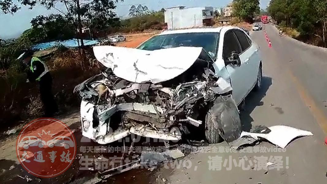 中国交通事故20210120:每天最新的车祸实例,助你提高安全意识