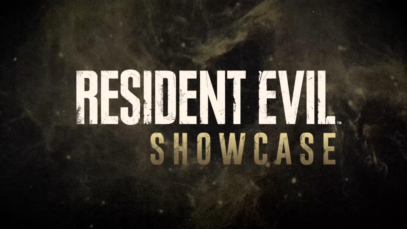 Resident Evil Showcase - January 2021