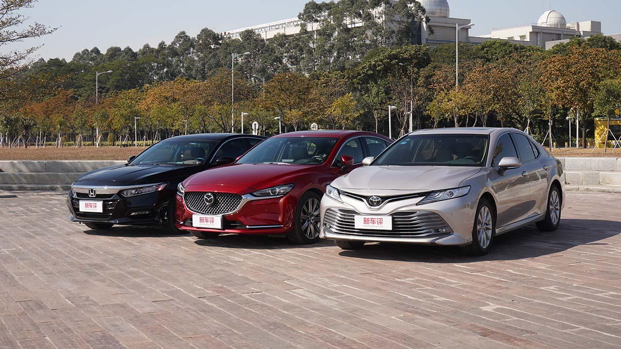 20万合资中型轿车对比,年底买谁更值?