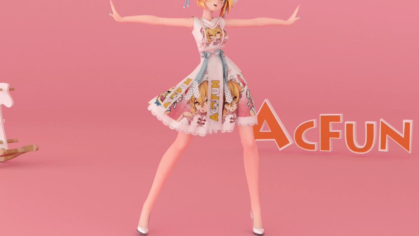 AC娘:恋爱サーキュレーション