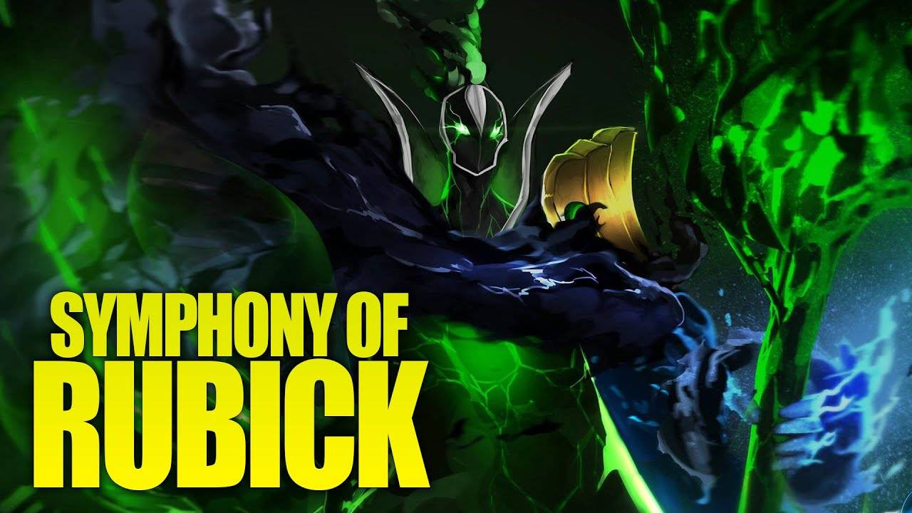 Symphony of Rubick (Best of 2020)