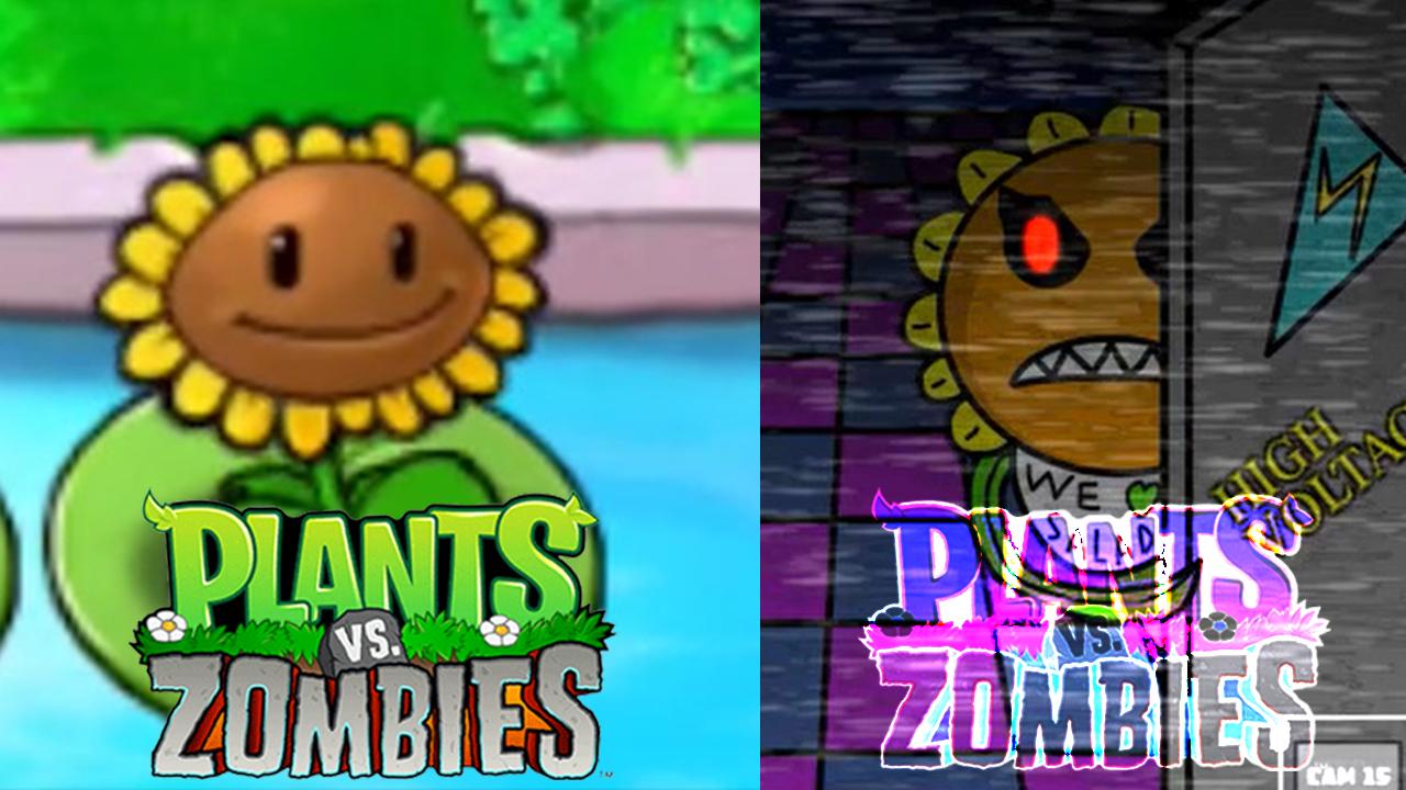 植物大战僵尸也变成了恐怖游戏?
