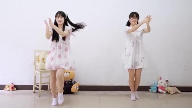 【若雪×轩喵】超甜萌妹合体,来刷囍呀~heartbeat music~ 首次合作