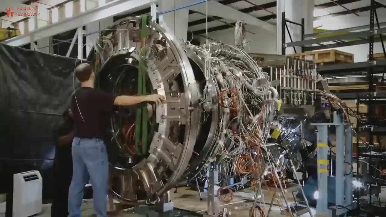 生产涡轮机-现代工业中的技术如何改变世界