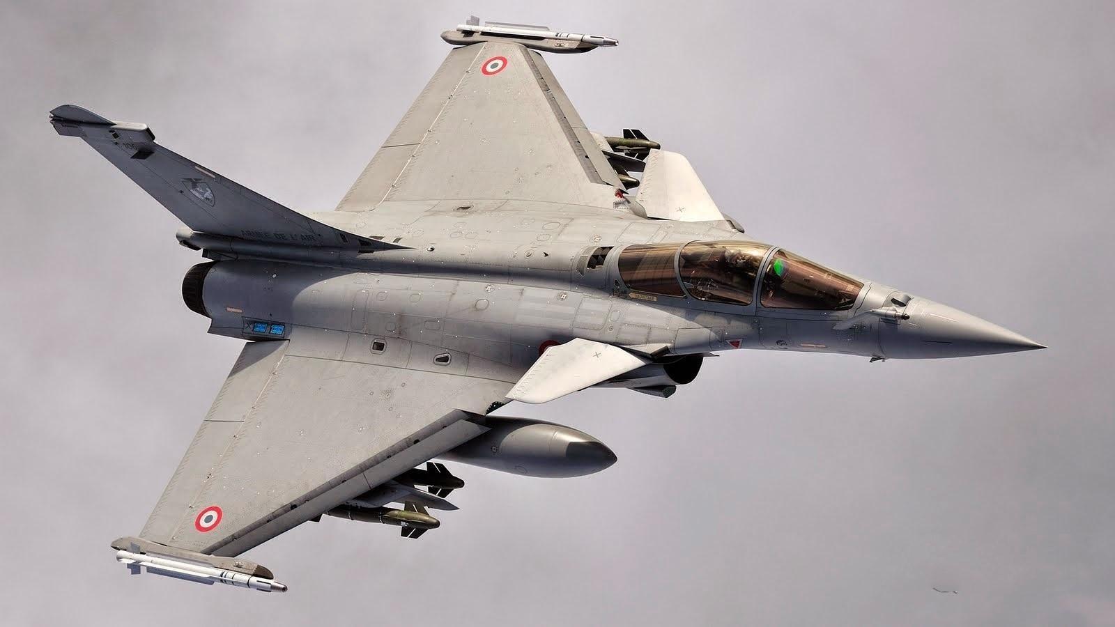 阵风战机再到货,印度媒体口出狂言:全面碾压中国歼20