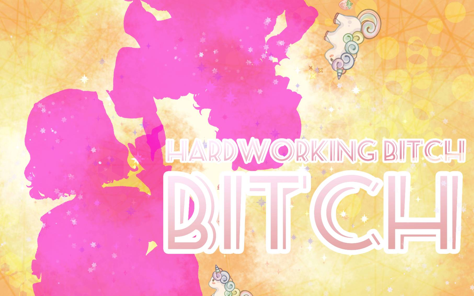 【唐茶xAkayilan懿岚】Hardworking Bitch『独家』