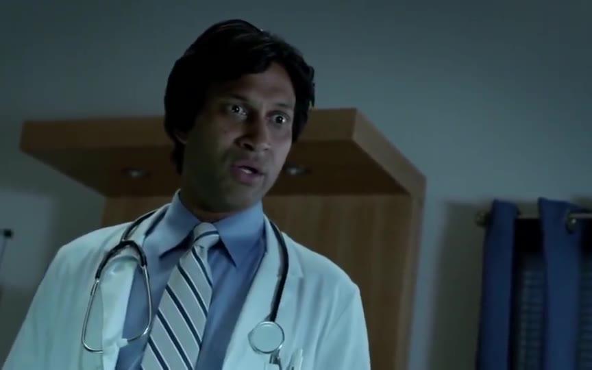《黑人兄弟》:这患者也太皮了,临死前还吓唬医生一次,这谁顶得住?