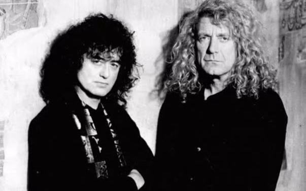 Jimmy Page & Robert Plant Florida 1995 openin