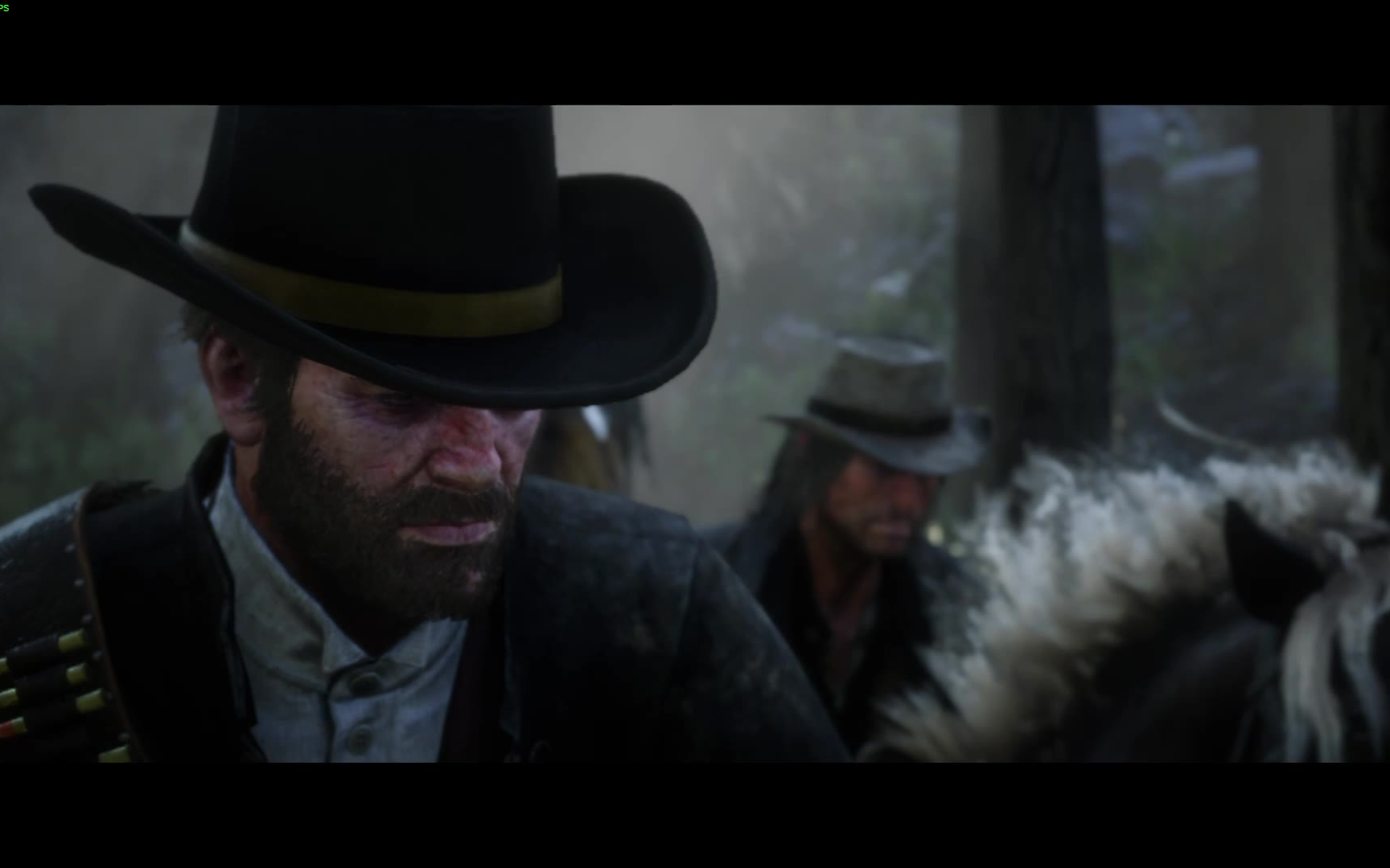 Red Dead Redemption 2 抢劫焦油场