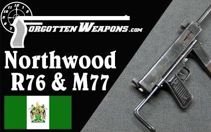 【被遗忘的武器/双语】罗德西亚的首款自研枪械 - 北木发展公司R76与M77