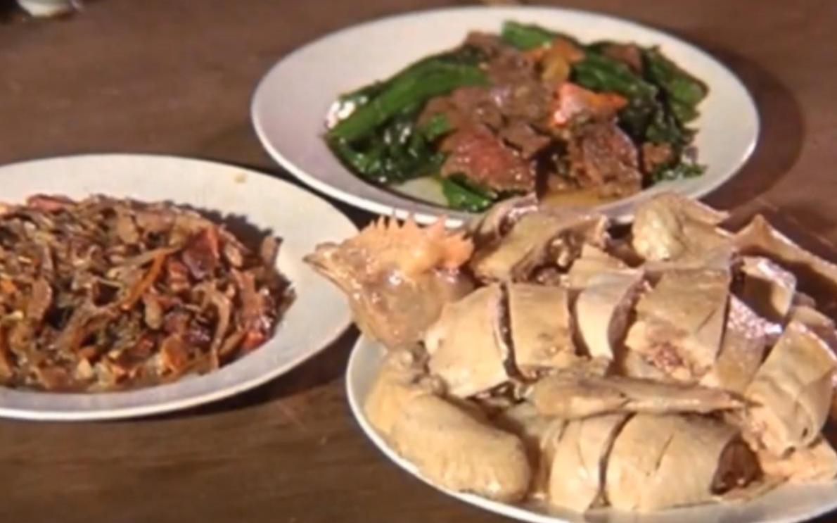 影视剧中让人流口水的吃戏,李逵吃羊肉,李大雅吃烧鸡,真香