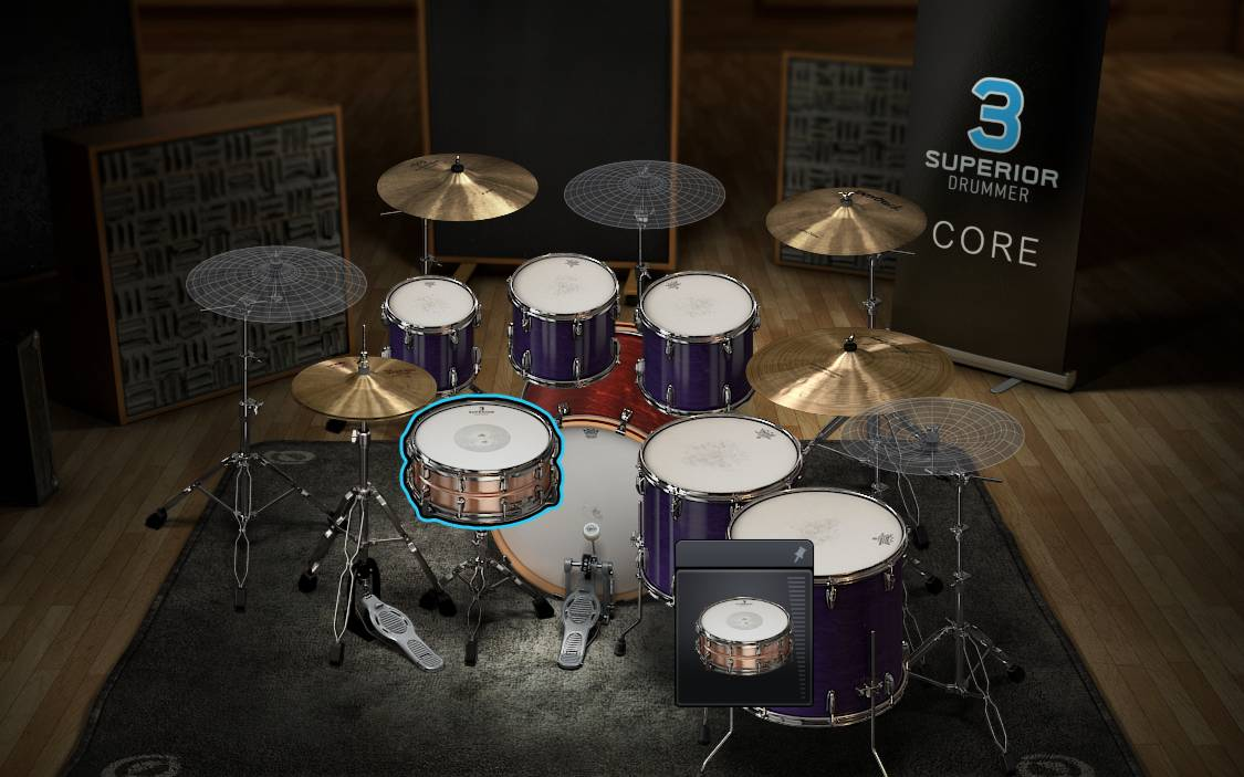 音源教学系列之【Toontrack Superior Drummer 3 基础入门教学】