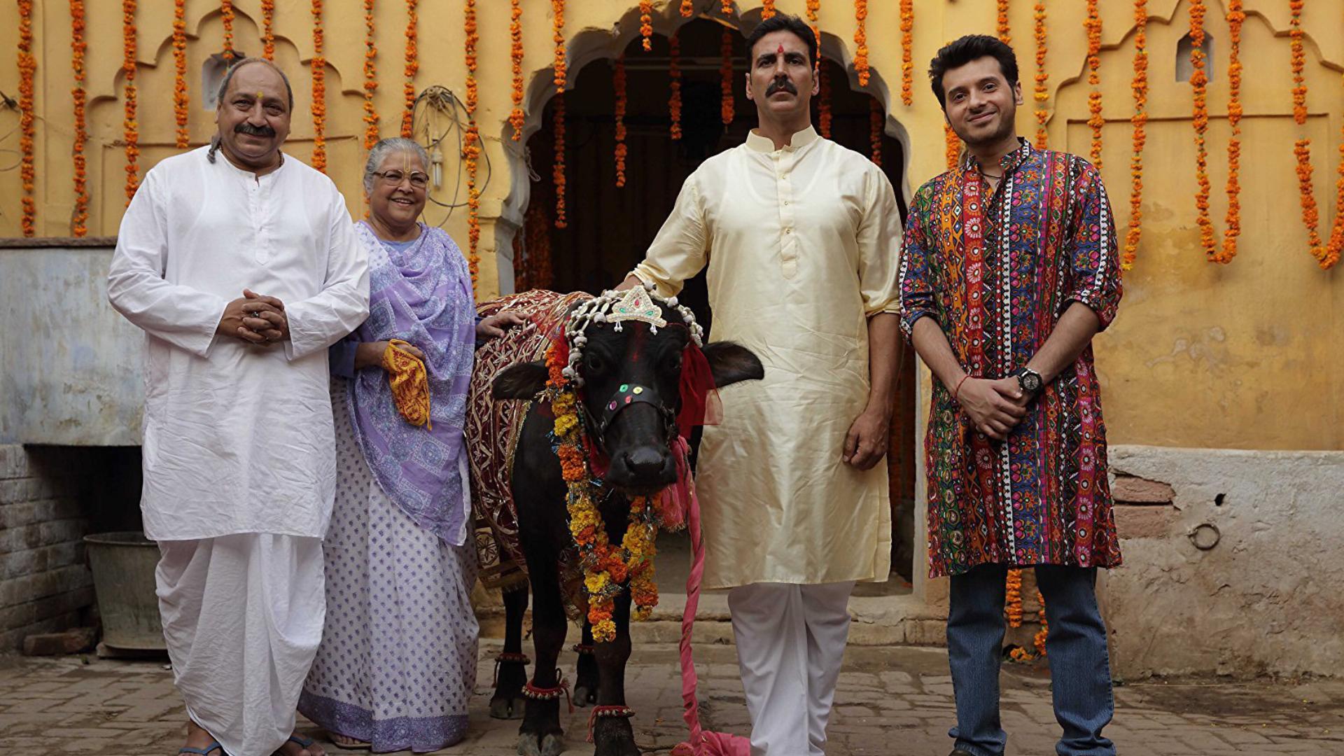 小伙跟一头母牛结婚,只因他出生时天现异象!《厕所英雄》