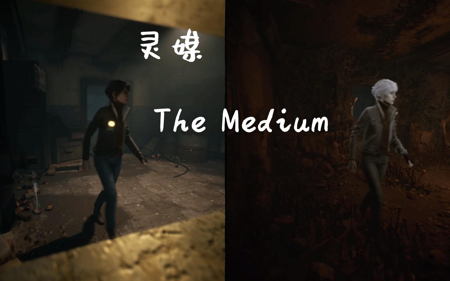 【天骐茶茶玩游戏】灵媒13 核防空洞再遇巨口
