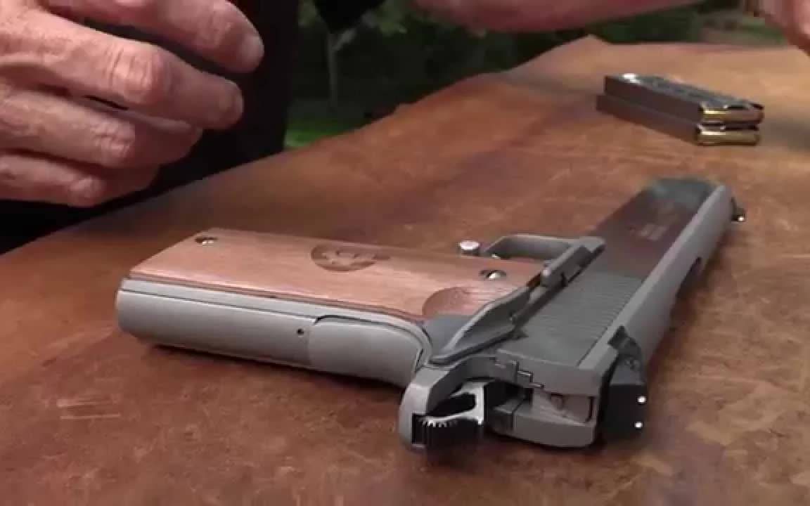 【Hickok45】Coonan .357 Magnum M1911
