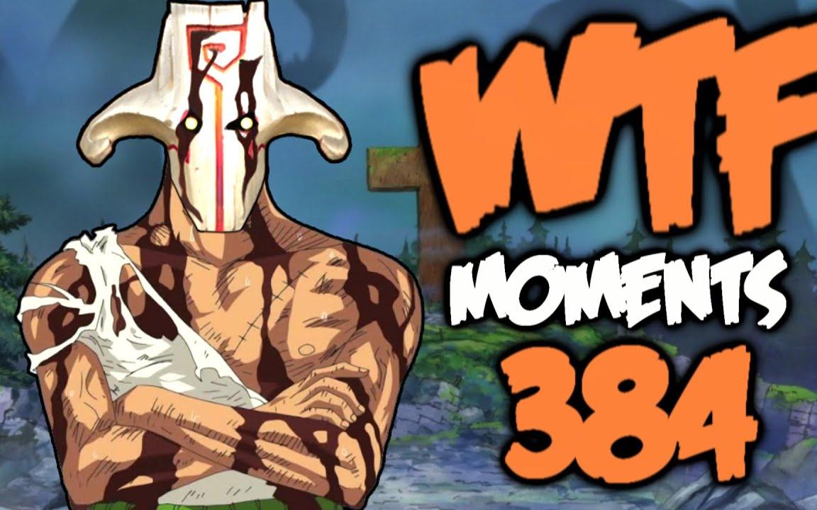 Dota 2 WTF Moments 384