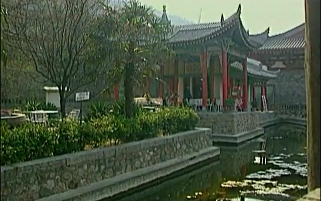 唐诗纪录片- 唐之韵(2001)_全20集第18集_风流才子 [480p]