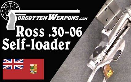 【被遗忘的武器/双语】一战前罗斯.30-06口径试验型机枪