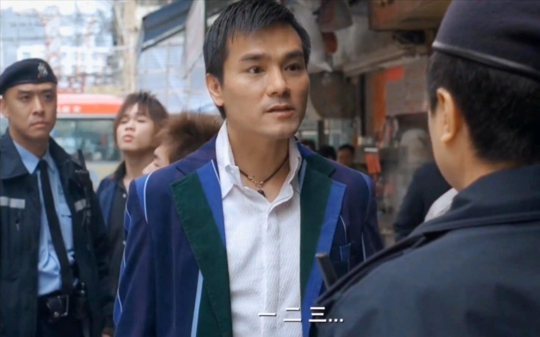 港片中十大嚣张角色,第一位坑了陈浩南,最后一位堪称祖师爷