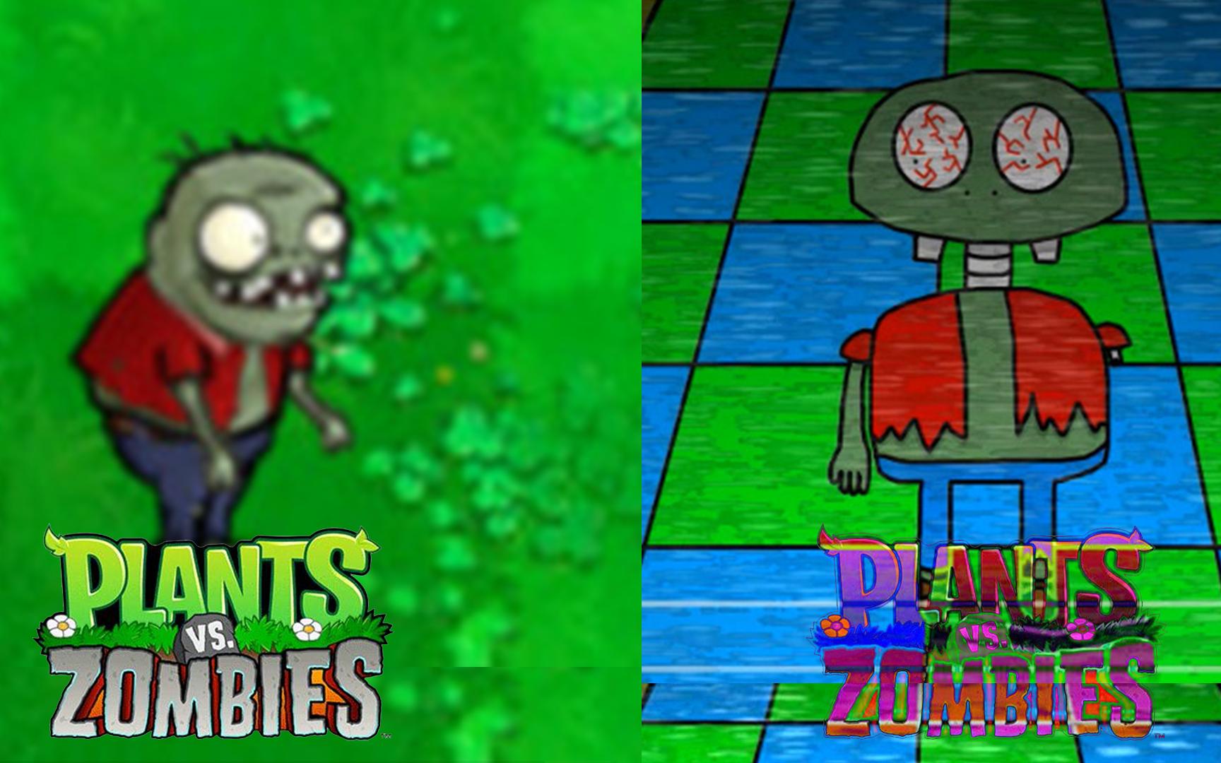 植物大战僵尸也变成了恐怖游戏?【第二期】