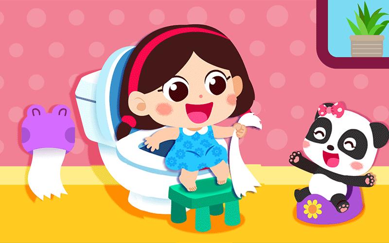 《宝宝巴士:宝宝上厕所》试玩