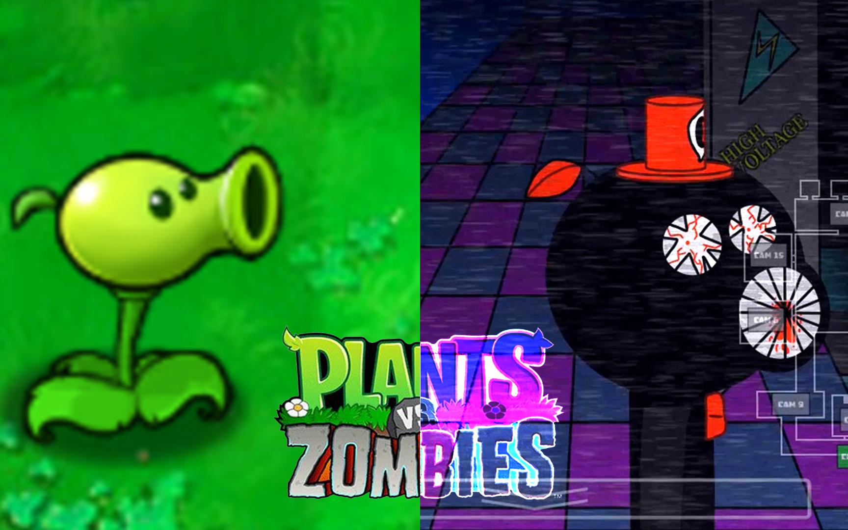 植物大战僵尸也变成了恐怖游戏?【第三期】
