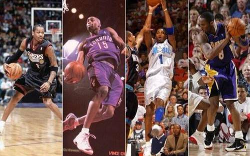 NBA十年扣篮50佳