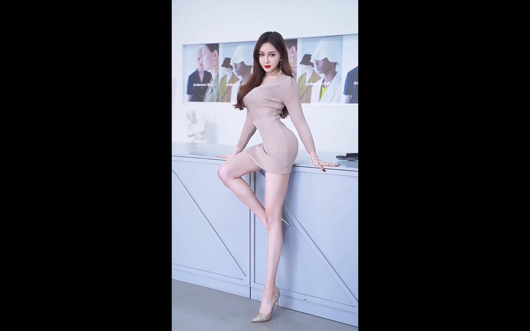 【抖音 合輯】可以讓你欲罷不能嗎?  抖音短視頻top10 - 美女小姐姐搞笑热门(2021)