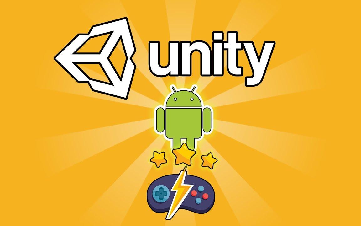【Unity】Unity和C#构建7款Android游戏(中英双字)