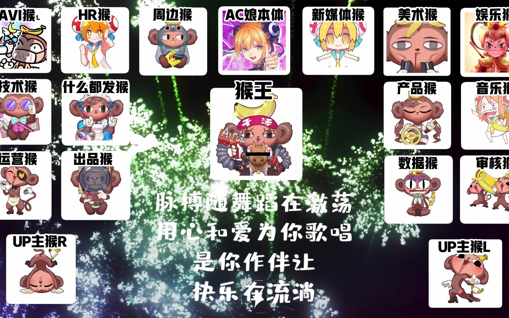 【为A而战】猴子版