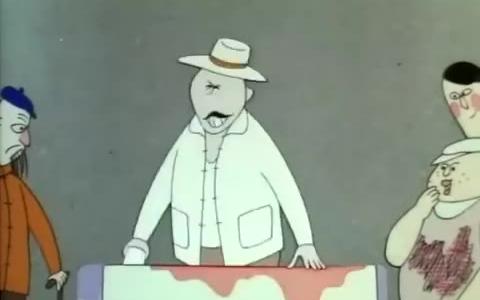 经典动画短片《超级肥皂》