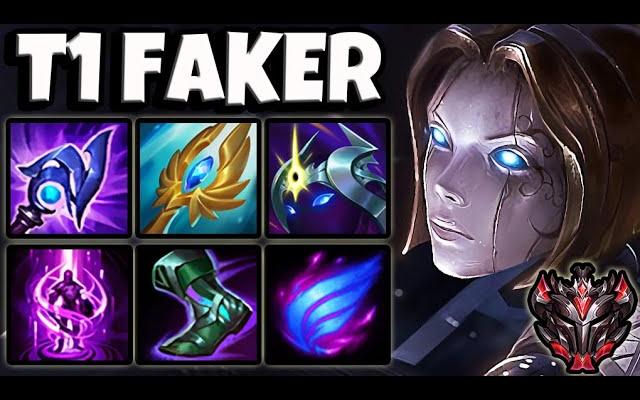 T1 Faker 发条魔灵