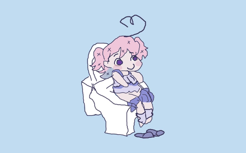 怎么会有人在被窝里上厕所啊