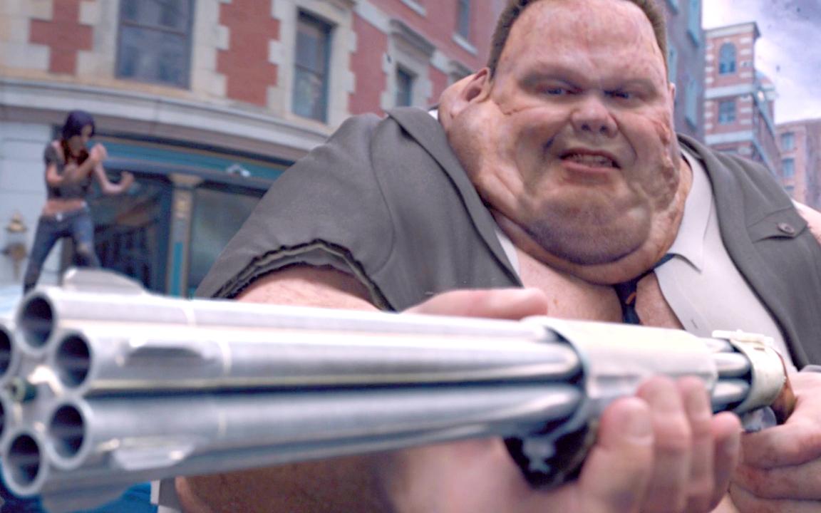 大胖子是一具腐尸,伪装多年未被发现,还到处收集神秘金块!速看奇幻电影《冥界警局》