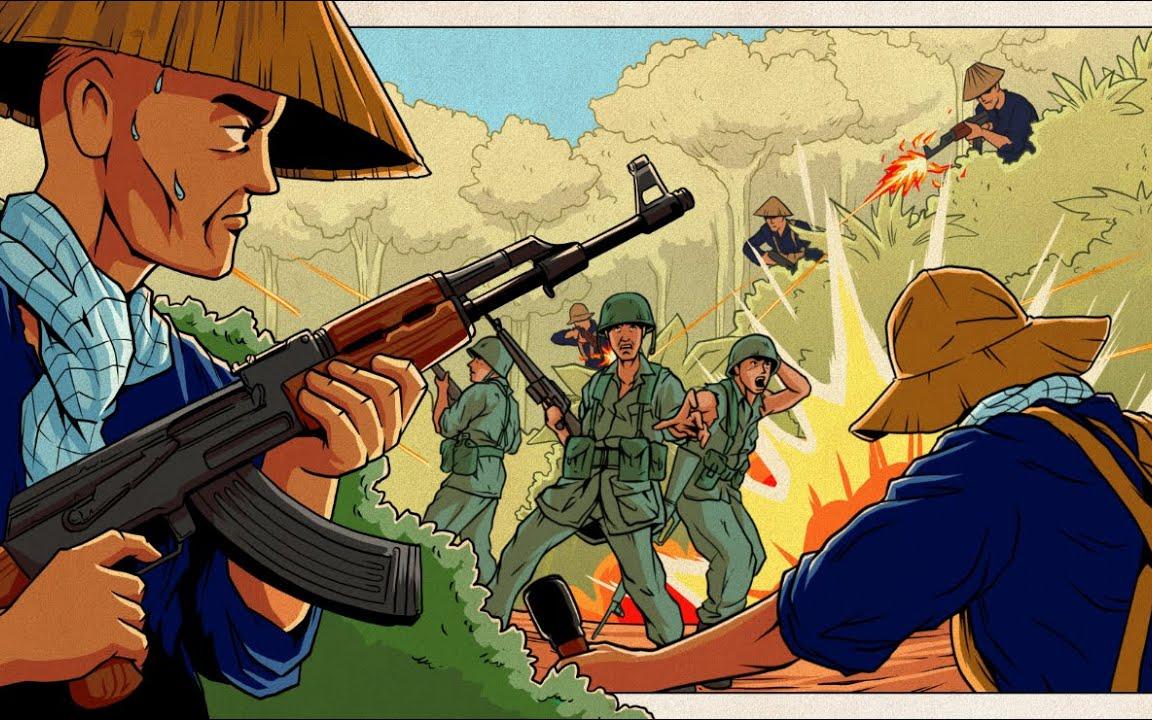 【越战之侧】越战里那些你可能不知道的小故事